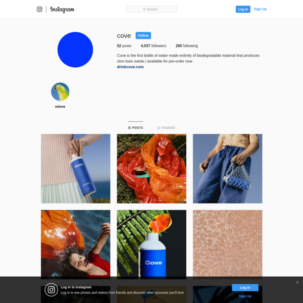 @cove * Instagram photos and videos
