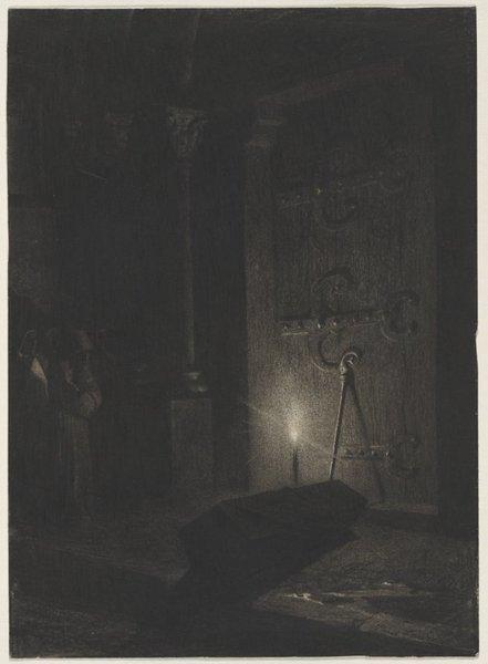 A Funeral, Jean-Paul Laurens