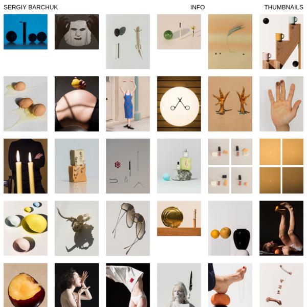 Thumbnails - Sergiy Barchuk