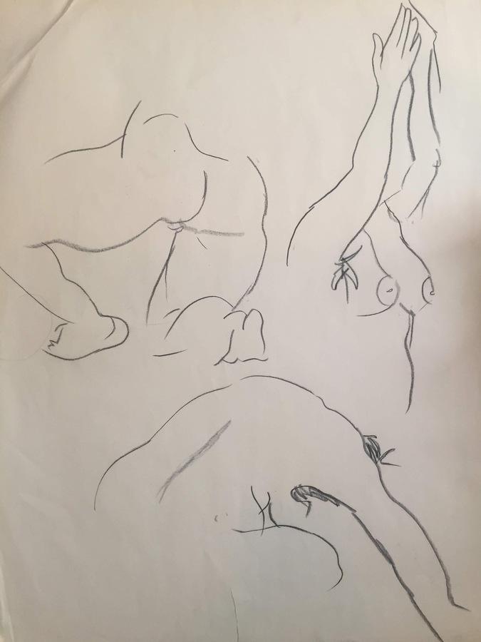 3 poses