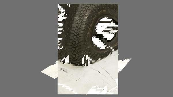 Tire Throw Demo