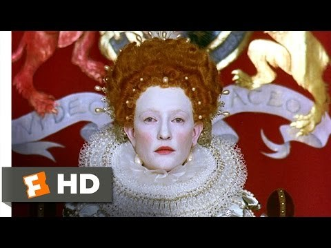 Elizabeth (11/11) Movie CLIP - The Virgin Queen (1998) HD