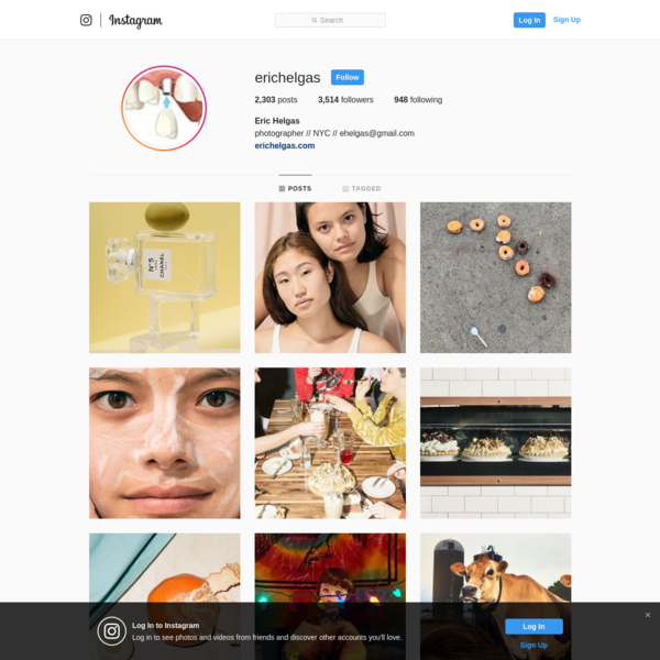 Eric Helgas (@erichelgas) * Instagram photos and videos