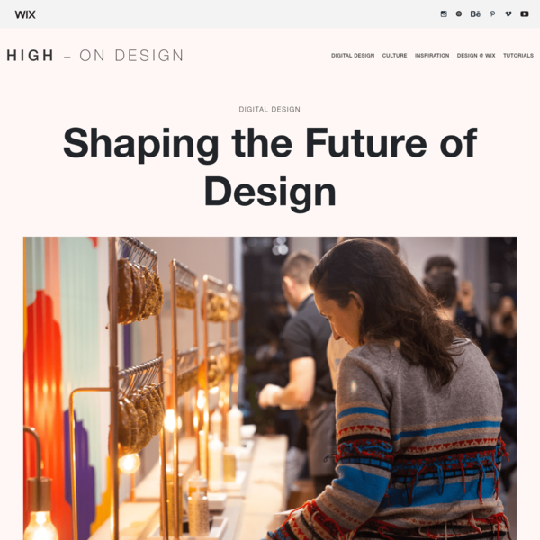 Designing for the Digital Age: Shaping the Future of Design