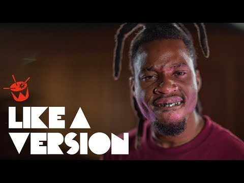 Denzel Curry covers Rage Against The Machine 'Bulls On Parade' for Like A Version