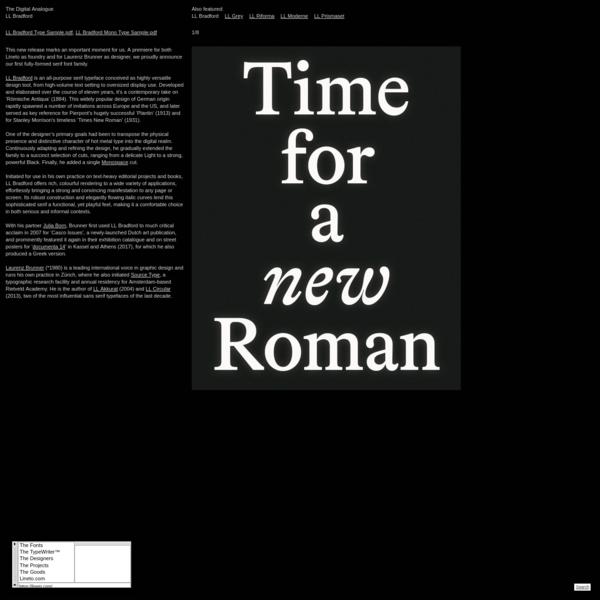 Lineto Font Download