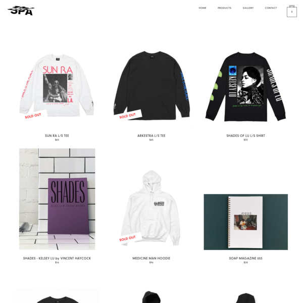 Spa Clothing