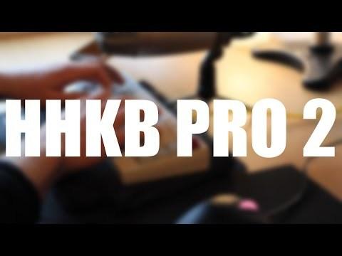 HHKB Pro 2 (silenced/lubed)