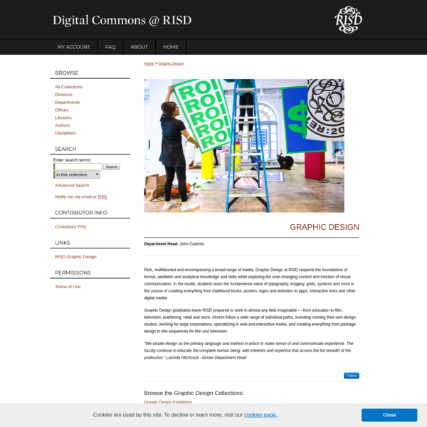 Graphic Design | Rhode Island School of Design Research | DigitalCommons@RISD
