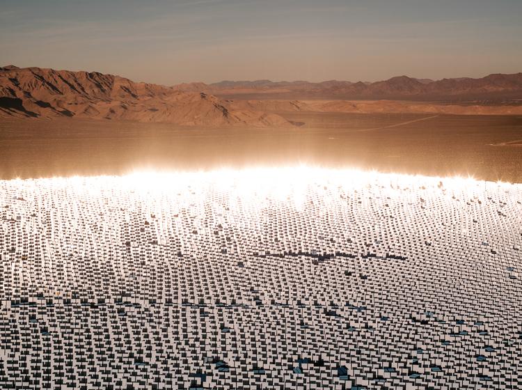 Ivanpah Solar Power Facility