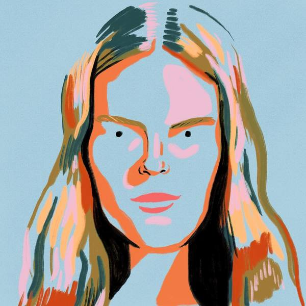 Tried some different colors and whatnot. Drawing of Maggie Rogers 🎶 . . . . . #art #artist #artwork #instaart #instaartist #...