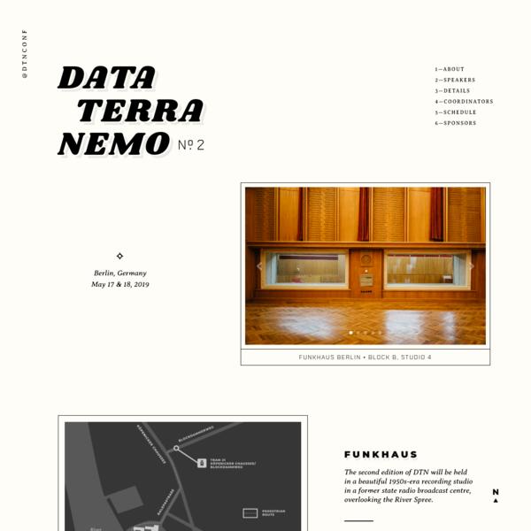 Data Terra Nemo