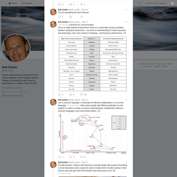 Erik Schön on Twitter
