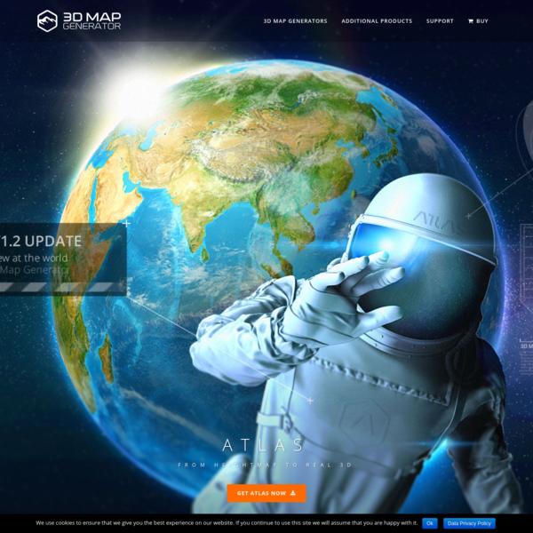 www.3d-map-generator.com | 3D Map Generator - 3D Map your ideas