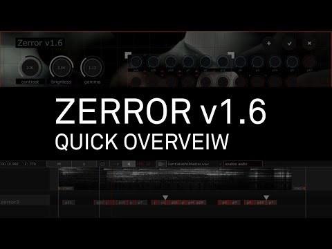 ZERROR. Quick overview.