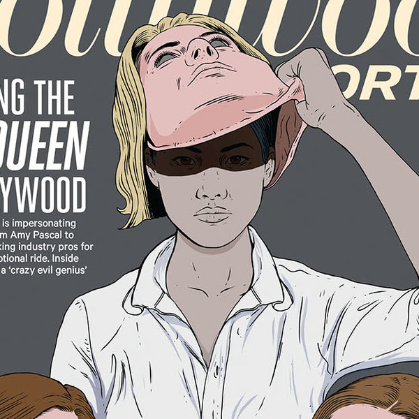 The Con Queen of Hollywood