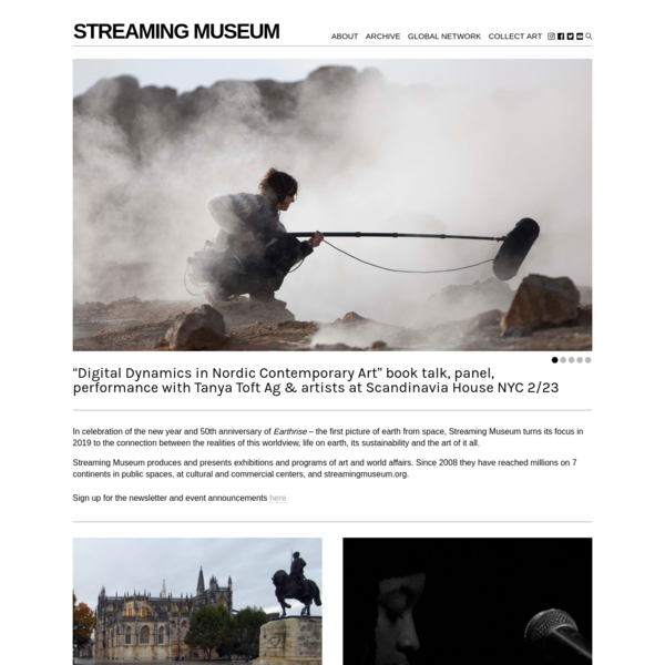 STREAMING MUSEUM