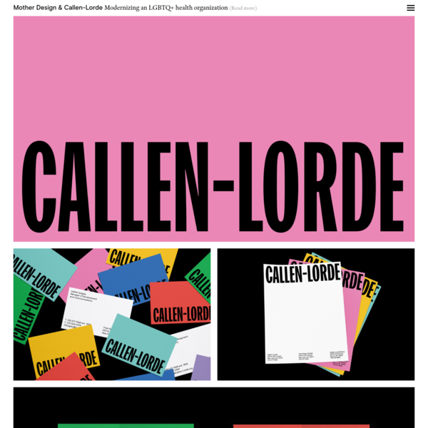 Callen-Lorde is a LGBTQ public health center located in New York City. For almost 50 years, the organization has been a revolutionary leader in the LGBTQ health space, providing excellent comprehensive health services free of societal judgement and patients ability to pay.