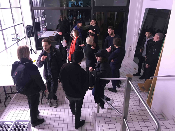 2/20/19 at Trust in Berlin