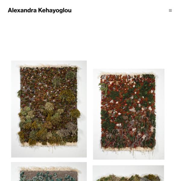Alexandra Kehayoglou