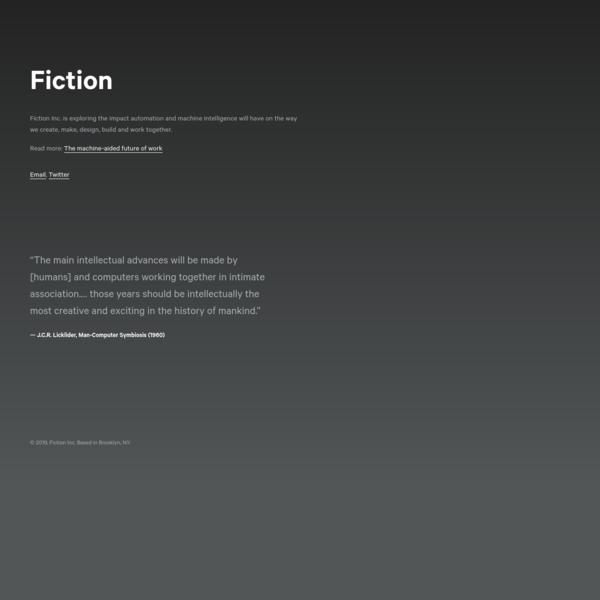 Fiction Inc