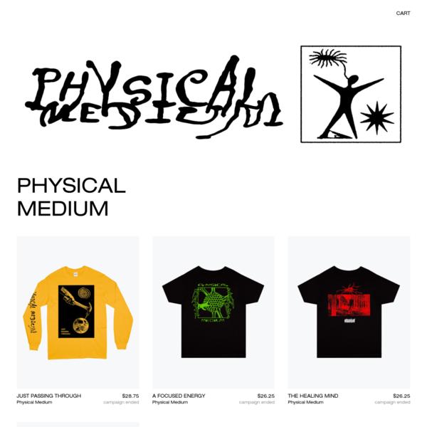 Physical Medium   Everpress