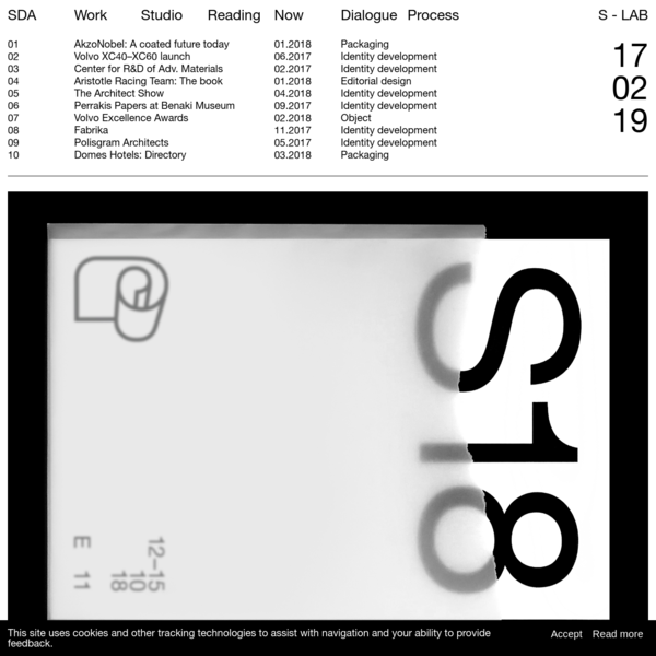 Award winning design consultancy