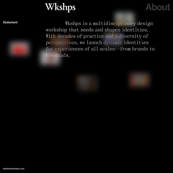 Wkshps