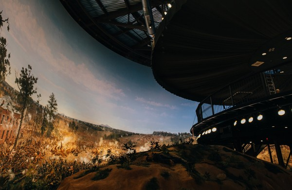 A Victory for the Civil War 'Cyclorama'
