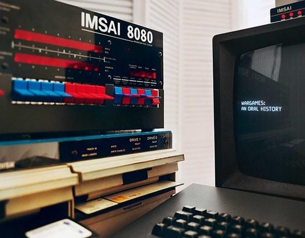 Wargames IMSAI 8080
