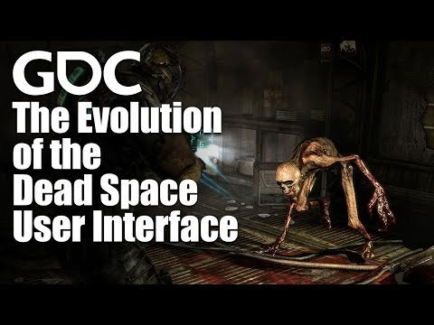 Crafting Destruction: The Evolution of the Dead Space User Interface
