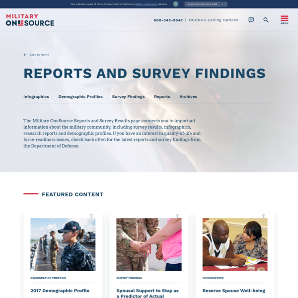 Reports and Survey Findings | Reports & Surveys