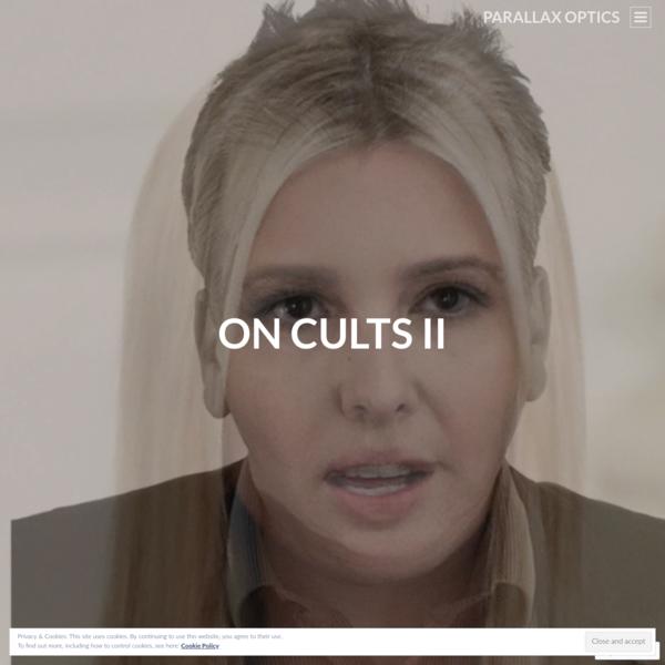 ON CULTS II