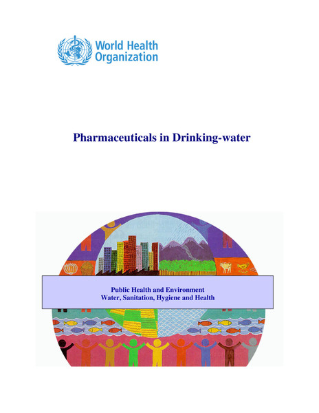 Pharmaceuticals in Drinking-water