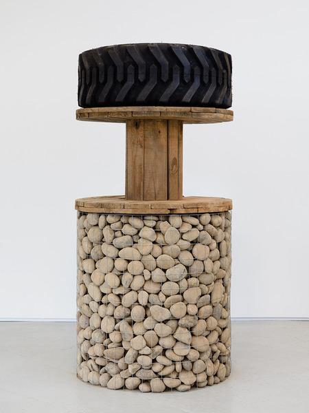 Charles Harlan, Stack, 2015
