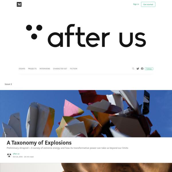 after us - Medium