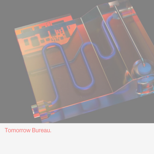 Tomorrow Bureau - Crafting digital realities for the screens of today