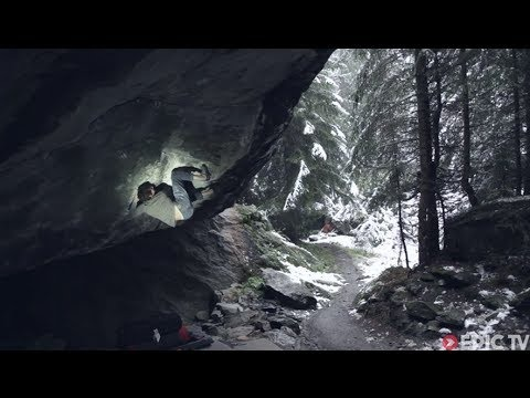 http://www.epictv.com/ In the second installment of The Island's Forward and Forever Onward series, itinerant bouldering demigod Dave Graham travels to Fionnay, Switzerland to attempt the first ascent of Foundation's Edge (8c, V15). Although he considers it one of the greatest lines he has ever discovered it has thwarted him for years due to bad weather, a traveling ban from the EU, and various injuries.