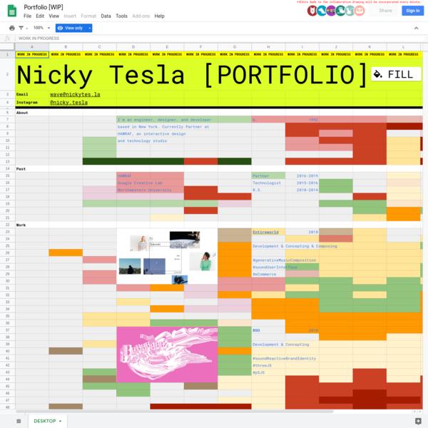 Nicky Tesla
