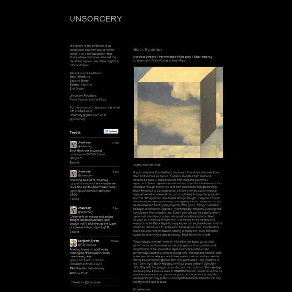 UNSORCERY