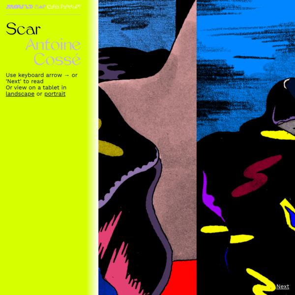Antoine Cossé - Scar