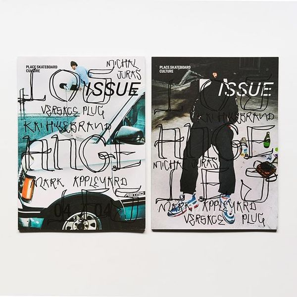 Two covers for @placemag L.A. Issue - #dailydialogue #placemag #artdirection #editorialdesign #graphicdesign