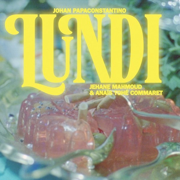 "Made with Regis aka @quent_coul Lettering and titles for music clip ""LUNDI"" @johanpapaconstantino #lundi #mardi #regis #type..."