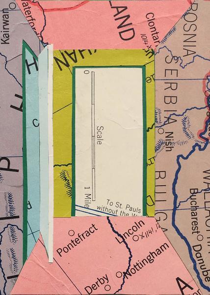 Off the Map  by Zsofia Schweger
