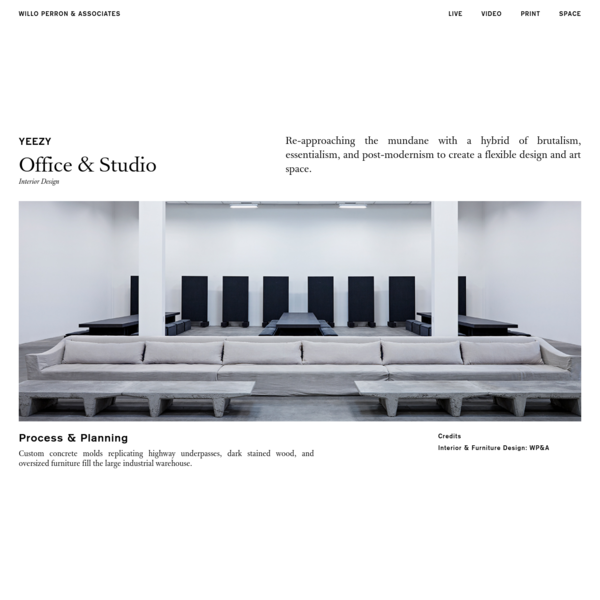 Office Interior | Willo Perron & Associates