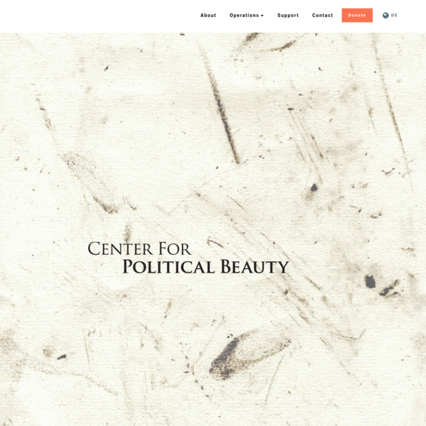 Center for Political Beauty