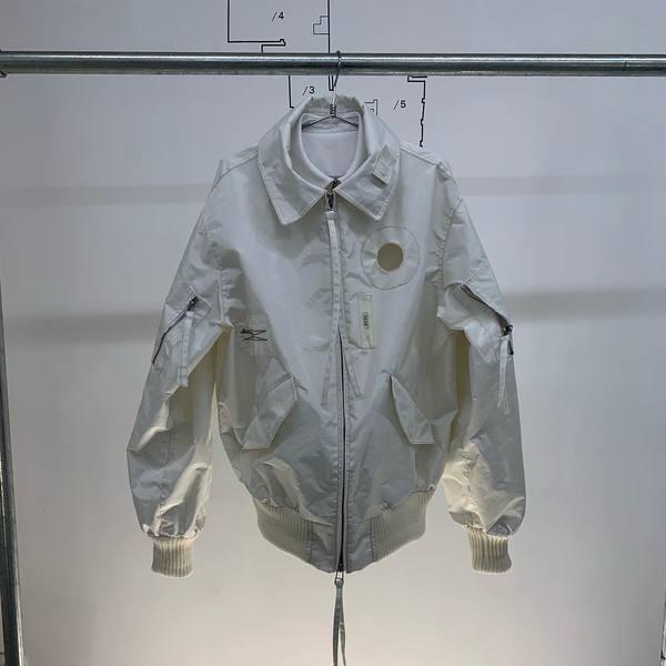 BETA CLOTH BOMBER. MATERIAL USED IN SPACESHIP CURIOSITY @_d_ark
