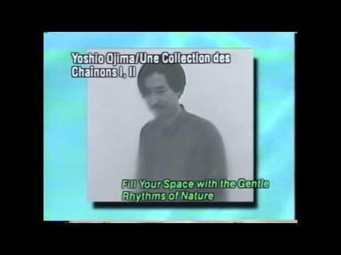 青山・表参道のスパイラルが1988年に発足したCDレーベル「NEWSIC」から発表された、「尾島由郎 / コレクシオン・デ・シェノン I & II」。 「コレクシオン・デ・シェノン・・・鎖の作品集」と題されたこの2枚のアルバムは、スパイラルの環境音楽として作曲された音楽。 尾島由郎 - Yoshio Ojima (all composition & performance) Apple Music , Spotify , Amazon , Google Play Musicなどで配信中です。 These 2 albums entitled, Une Collection Des Chainons I: Music For Spiral are musical pieces that were originally produced by Mr. Ojima to be played as environmental music inside Spiral, an arts center situated in the Aoyama area, Omotesando, Tokyo.