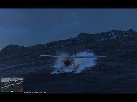 GTA V PC The Tsunami Mod Preview 2 WIP