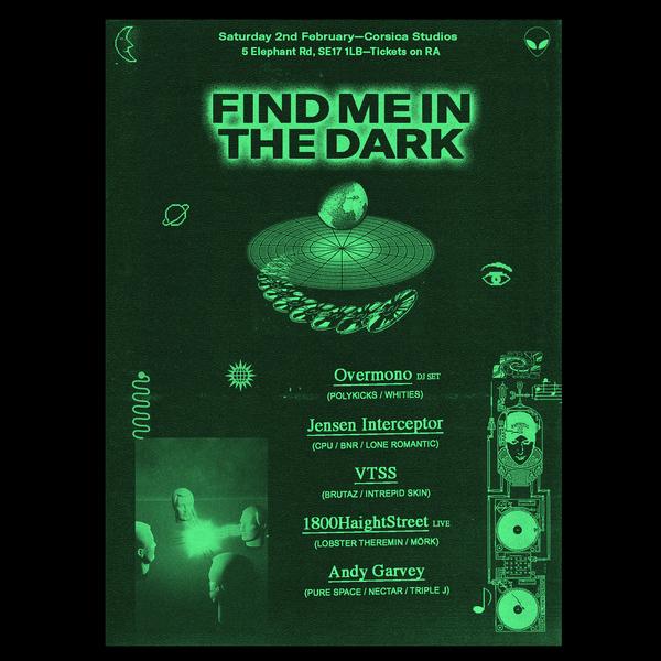 Find Me In The Dark (February)